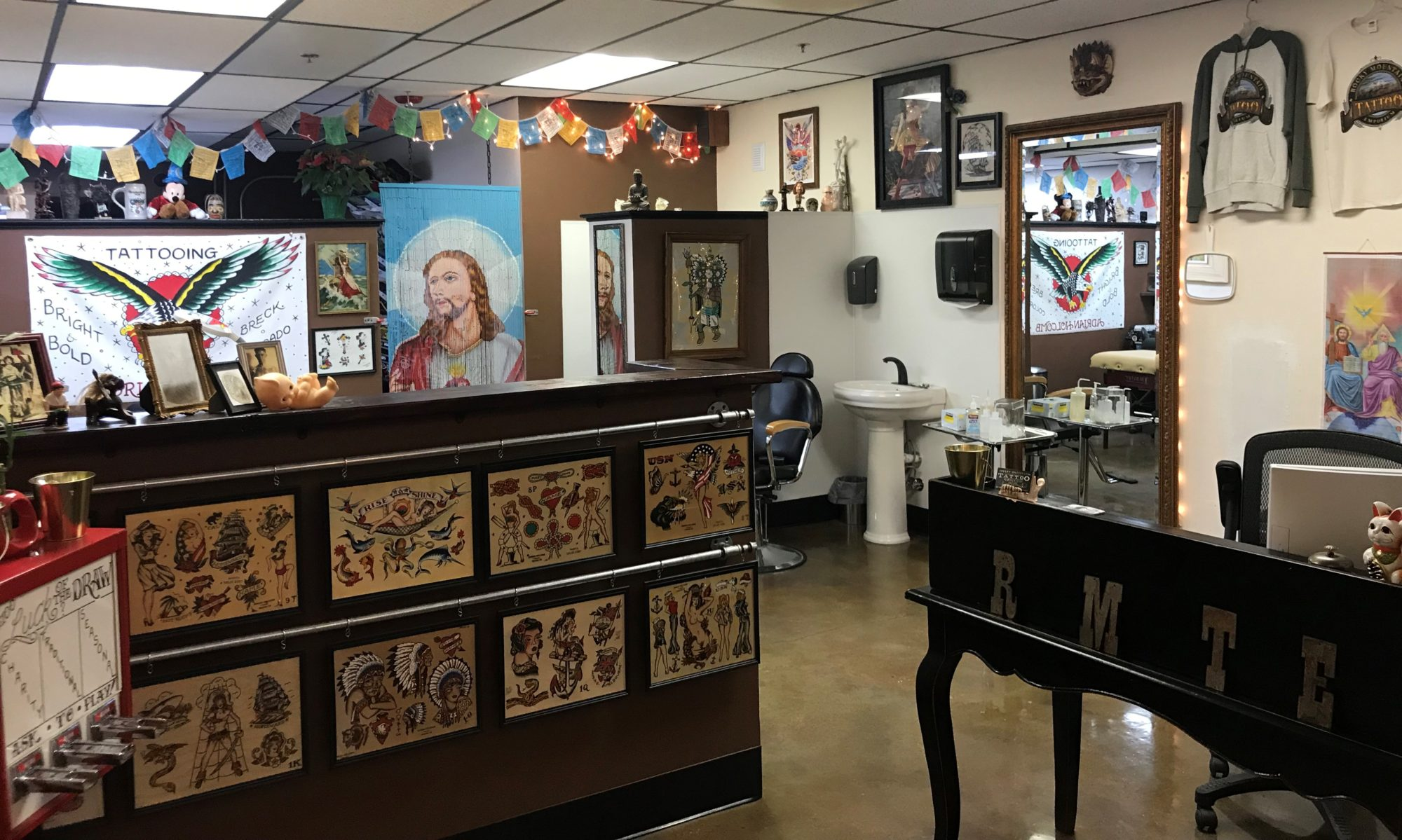 Rocky Mountain Tattoo Emporium